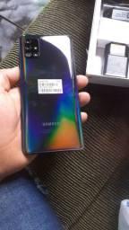 A51 128 GB  novo na caixa cm nota e garantia