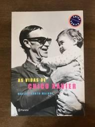 Livro As vidas de Chico Xavier Marcel Souto Maior Usado