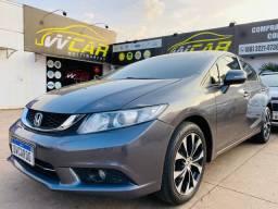 Civic LXR 2.0 Flexone Automático ano 2015