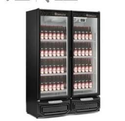 expositor cervejeira 2 portas gelopar 950 litros (ALEF)+