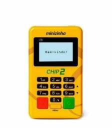 Maquina de cartão Minizinha Chip2
