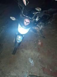 Moto Honda 125 fan