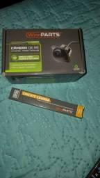 Câmera de ré com adaptador Mylink