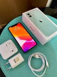 Iphone 11 verde - 128 Gb
