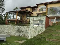 Casa de luxo em condomínio fechado no Km 20 de Aldeia | Oficial Aldeia Imóveis