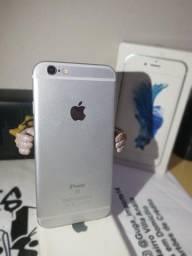 iPhone 6s cinza espacial 64B