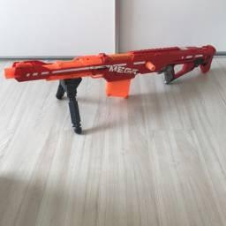 Laçador Nerf Blaster Mega Centurion Com 1m E Bipé Para Mira
