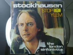 Karlheinz Stockhausen - Stop / Ylem - Vinil