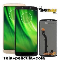 Tela Lcd Moto G6 Play