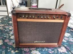 Amplificador/Cubo Oneal Guitarra 60watts com reverb OCG300r