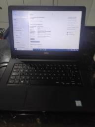 Notebook Dell Vostro 14 core i5 7 geração