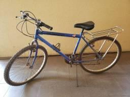 Bicicleta aro 26 com garupa