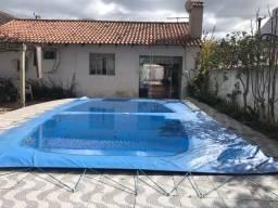 Título do anúncio: Casa c/ piscina - Pátio para 3 carros - São Lourenço do Sul