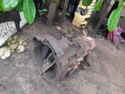 Vendo ou troco Motor e caixa Gol Power 16 v