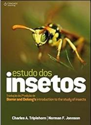 Livro Estudo dos Insetos