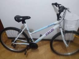 Bicicleta Caloi Ventura aro 26 Valor R$450,00
