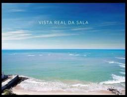 Flat Beira Mar com 40m² e Varanda Gourmet em Candeias