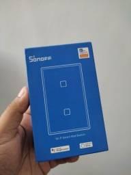 Interruptor de Parede Sonoff 2 Botões Smart Touch - Wifi