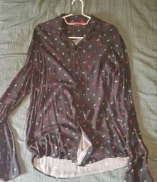 Camisa manga longa - reserva