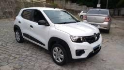 Renault Kwid Zen 1.0 completo novinho 2018