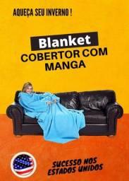 Ultimas Unidades Cobertor com Manga
