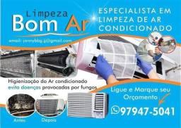 Manutenção de ar