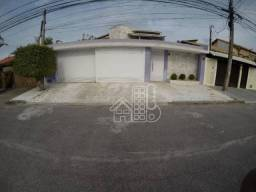 Casa com 4 dormitórios à venda, 300 m² por R$ 1.500.000,00 - Itaipu - Niterói/RJ