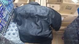 Vando jaqueta de couro m