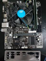 Kit H110M-H, i5 7400 up 3.5ghz, 8gb DDR4 2400mhz