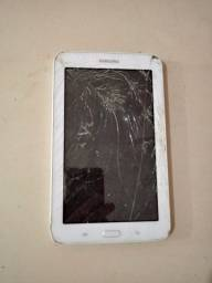 "Tablet sansung 7"" p retirada de peças"