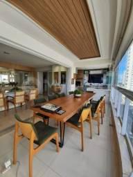 Apartamento com 4 quartos no Residencial Masterpiece Bueno - Bairro Setor Bueno em Goiâni