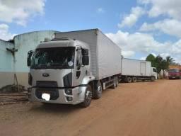 Caminhão 2429 Bitruck baú
