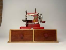 Máquina Costura Antiga Brinquedo Estrela
