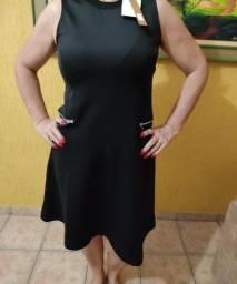 Vestido preto novo social ainda na etiqueta!