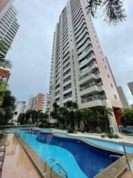Apartamento com 3 dormitórios para alugar, 151 m² por R$ 3.900,00/mês - Aldeota - Fortalez