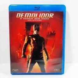 Blu Ray Demolidor O Homem Sem Medo Original