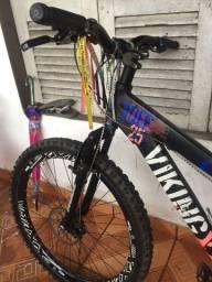 Bicicleta freeride