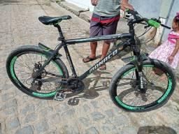 Título do anúncio: Bicicleta Mônaco Aro 26