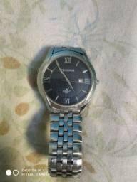 Troco relógio technos original masculino