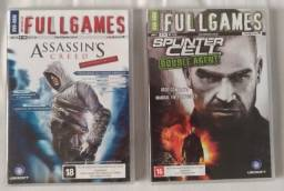 Assassin's Creed 1 - Splinter Cell Double Agent - Jogos Fullgames PC