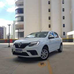Renault Logan Zen 1.6 / Ún. dona / Baixa km / Revisado / IPVA 2021 pg / 2020