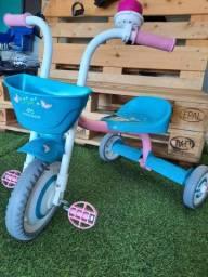 Triciclo charm azul\rosa - Nathor