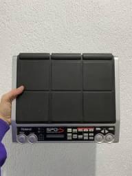 Roland SPDS - Bateria Eletronica (Sampler) Icônico