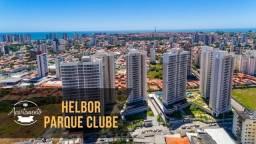 Helbor Parque Clube Fortaleza / Papicu / 3 quartos / 70 metros / Lazer Completo