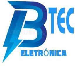Assistência técnica em Smart TV e tudo que é eletrônica.