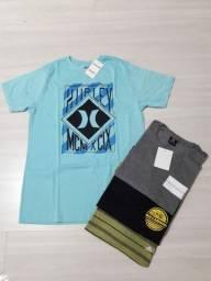 Camiseta surf 15,50 ATACADO