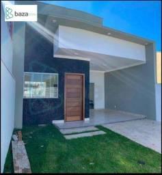 Casa com 3 dormitórios sendo 1 suíte à venda, 95 m² por R$ 380.000 - Residencial Nossa Sen