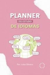Planner do Estudo de Idiomas!!