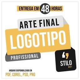 Criação de Logotipo (48h)