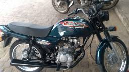 moto   CG titan ano 98